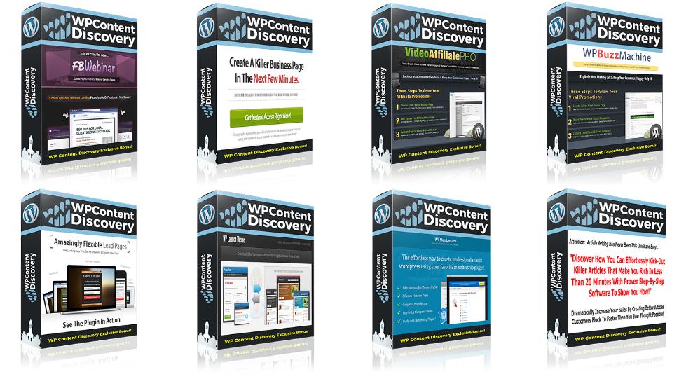 WP Content Discovery Bonus